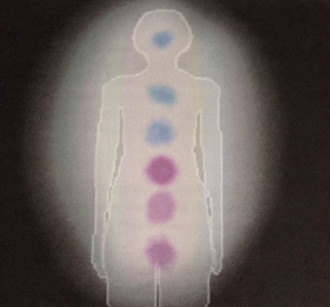 Aura Imaging Chakra Photo