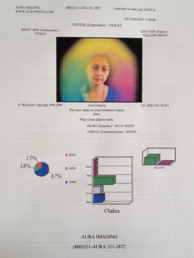 Aura Imaging Report